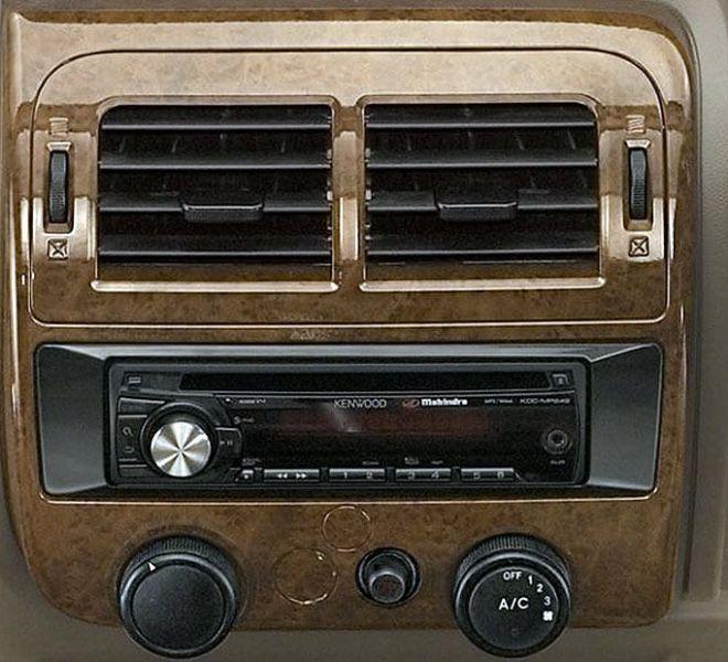 Automotive Mahindra Bolero Power Plus Interior-1