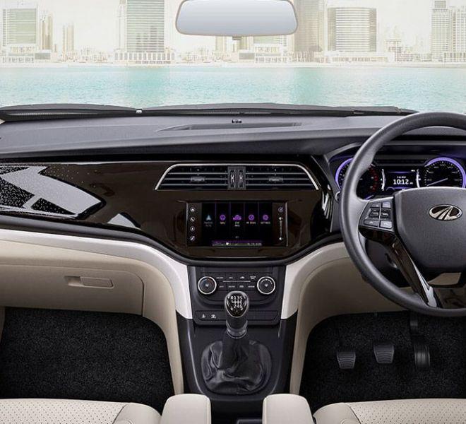 Automotive Mahindra Marazzo Interior-1