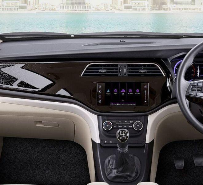 Automotive Mahindra Marazzo Interior-2