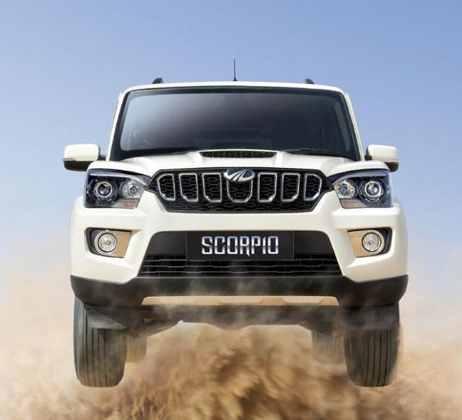 Automotive Mahindra Scorpio Exterior-1