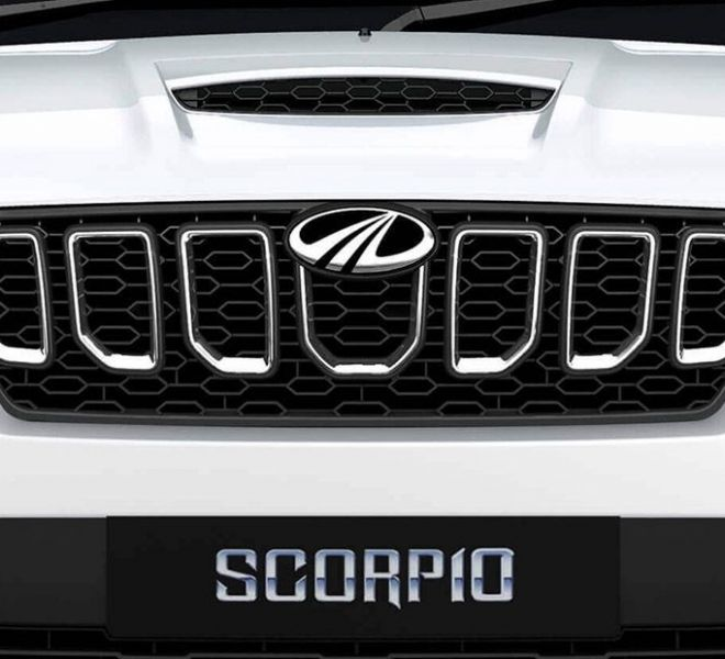 Automotive Mahindra Scorpio Exterior-12