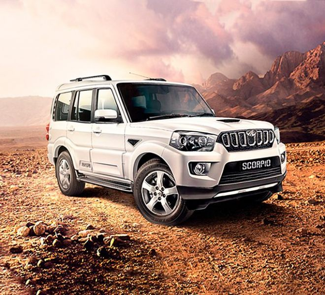 Automotive Mahindra Scorpio Exterior-2