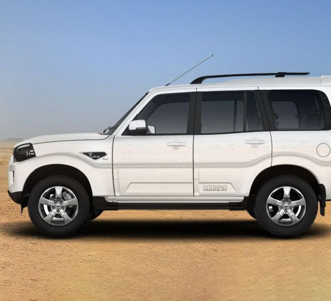 Automotive Mahindra Scorpio Exterior-3