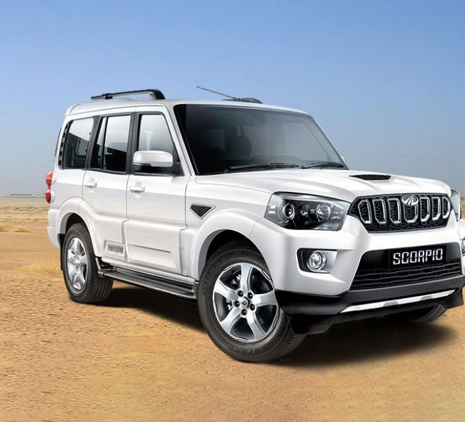 Automotive Mahindra Scorpio Exterior-8