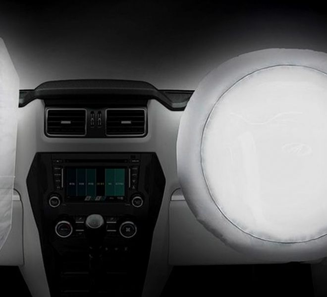 Automotive Mahindra Scorpio Interior-10