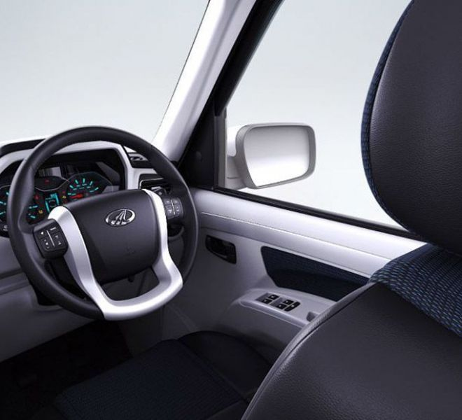 Automotive Mahindra Scorpio Interior-13