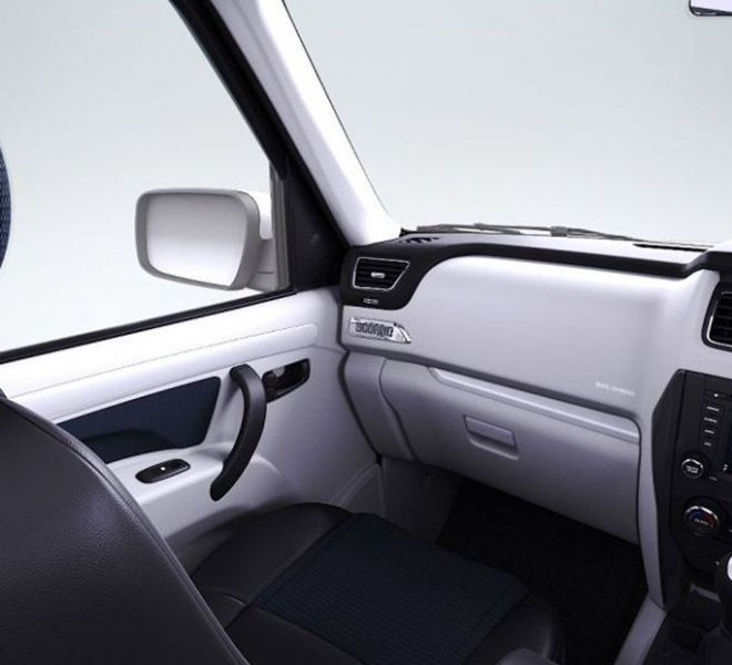 Automotive Mahindra Scorpio Interior-14