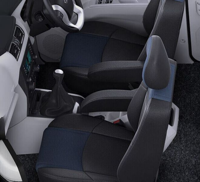 Automotive Mahindra Scorpio Interior-16