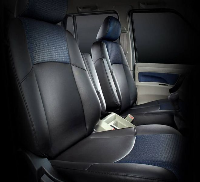 Automotive Mahindra Scorpio Interior-17