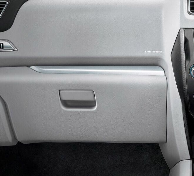 Automotive Mahindra Scorpio Interior-19