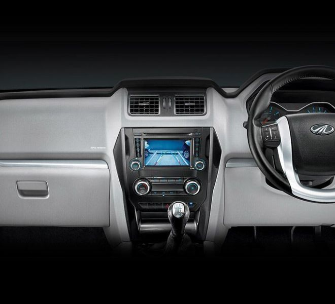 Automotive Mahindra Scorpio Interior-2