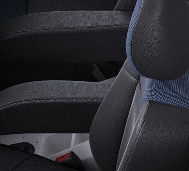 Automotive Mahindra Scorpio Interior-24