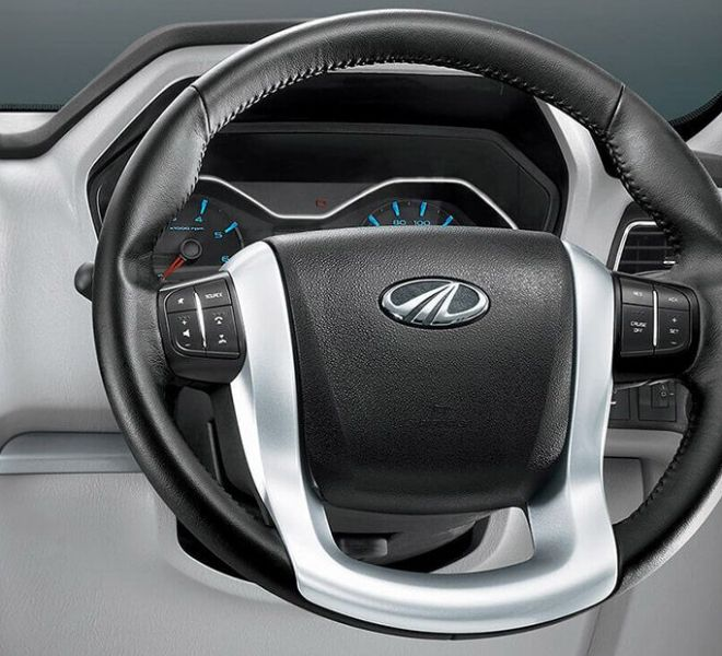 Automotive Mahindra Scorpio Interior-7