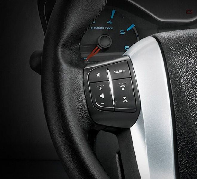 Automotive Mahindra Scorpio Interior-9