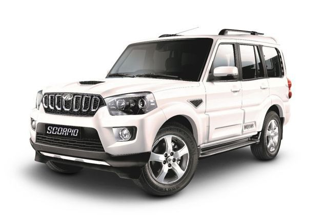 Automotive Mahindra Scorpio New Cars