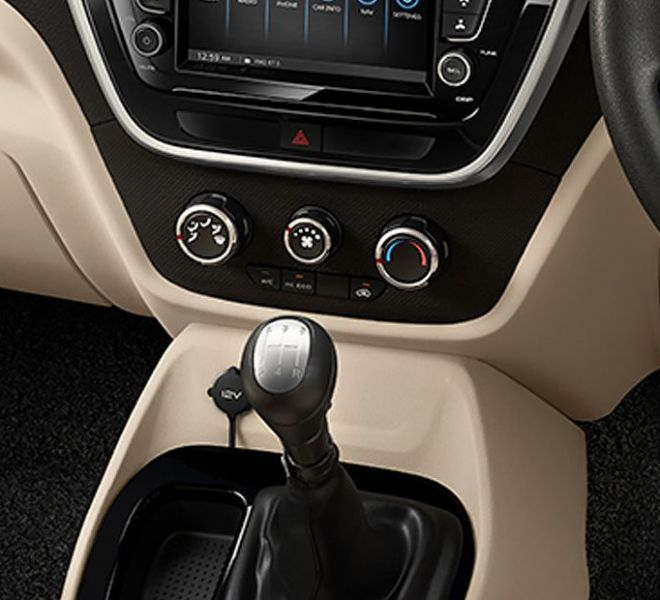 Automotive Mahindra TUV300 Interior-6