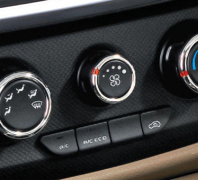 Automotive Mahindra TUV300 Plus Interior-7