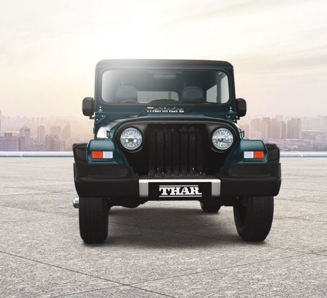 Automotive Mahindra Thar Exterior-1