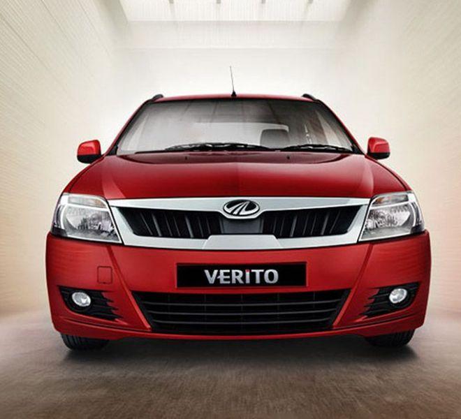 Automotive Mahindra Verito Exterior-1