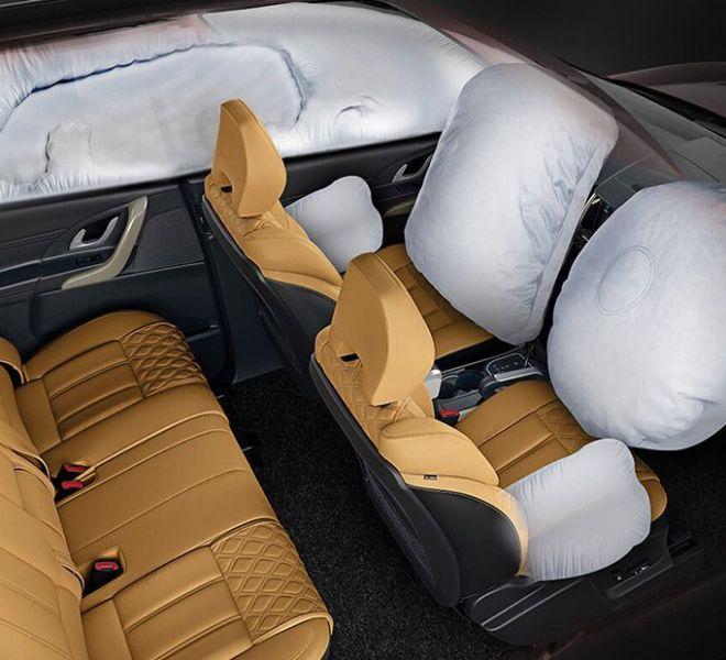 Automotive Mahindra XUV500 Interior-11