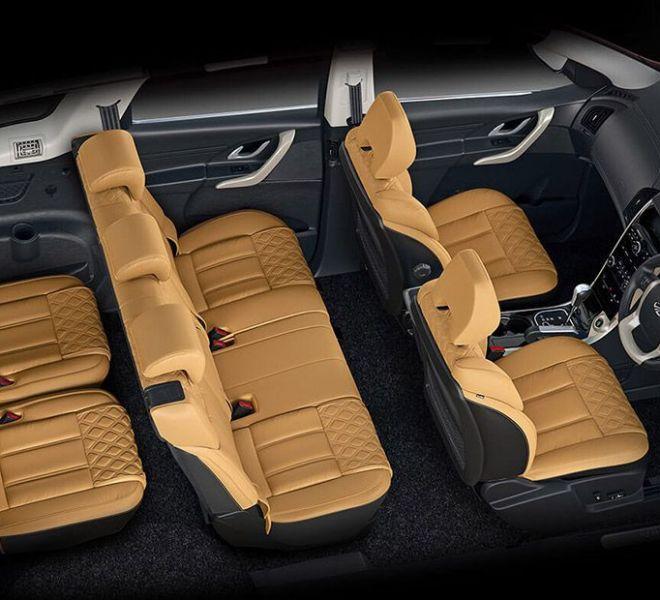 Automotive Mahindra XUV500 Interior-12