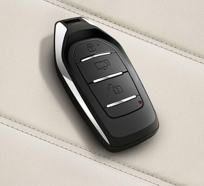 Automotive Mahindra XUV500 Interior-2